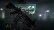 Equipo Blacklist - M416