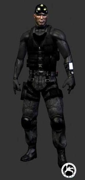 Mk V Tac Suit Splinter Cell Wiki Fandom