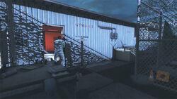 Detention Facility Doorway