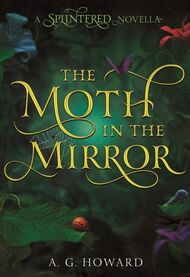 The Moth in the Mirror - Cover