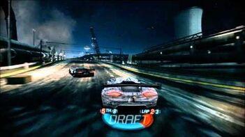 Split Second Race - Power Plant
