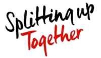 Splitting Up Together Logo