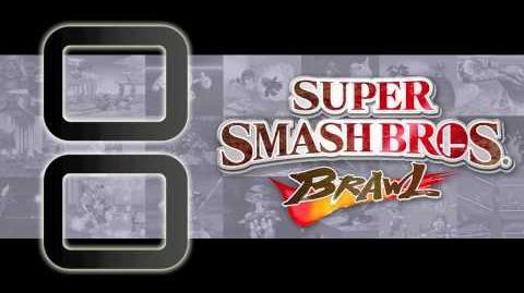 PictoChat - Super Smash Bros. Brawl
