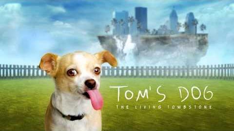 Song - Tom's Dog (asdfmovie5 theme)