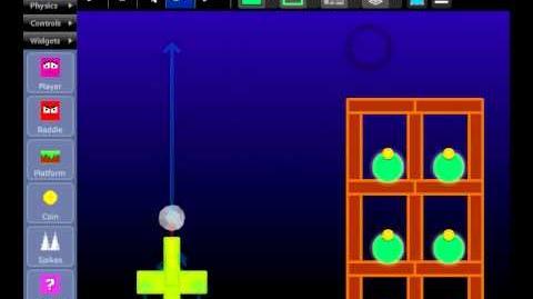 Sploder Physics - Make a Game Like Angry Birds!-0
