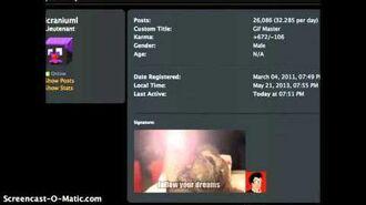 Sploder Forums Trailer 2013