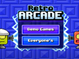 Retro Arcade Creator (Mobile Version)