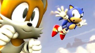 SONIC PROLOGUE ~ Back In Time ~ feat