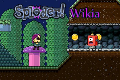 Sploder Wiki