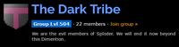 The Dark Tribe