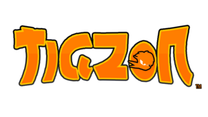 New Tigzon logo (webcomic)