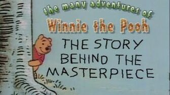 The Many Adventures Of Winnie The Pooh The Story Behind The Masterpiece