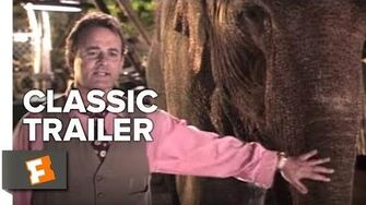 Larger Than Life Official Trailer 1 - Bill Murray Movie (1996) HD