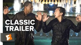 Rush Hour 3 (2007) Official Trailer 1 - Jackie Chan Movie HD