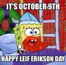Leif Erikson Day 2
