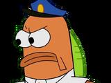 Oficer John Slugfish