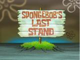 Ostatnia bitwa SpongeBoba