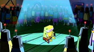 Spongebob singing Goofy Goober Rock-0