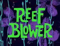 Reefblow