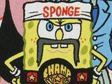 Wrestler SpongeBob