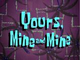 Twoje, moje i moje