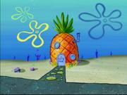 SpongeBob's pinapple house