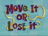 Rusz się, albo zgiń