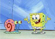 Gary n' Spongebob