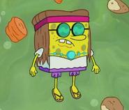 Hipis SpongeBob