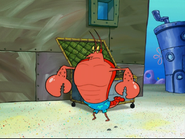 Larry the Lobster in The Krabby Kronicle-3
