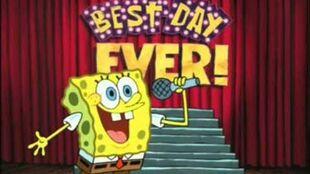 SpongeBob SquarePants Best Day Ever - Reprise