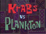 Krab kontra Plankton