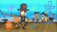 "SpongeBob SquarePants ""Pull Up a Barrel"" Official Promo"