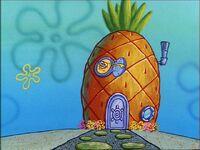 Casa de bob esponja