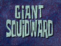 Giantsquidward