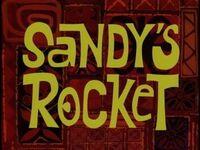 Sandys-rocket