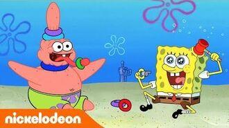 SpongeBob Kanciastoporty Stare zabawki Nickelodeon Polska-1