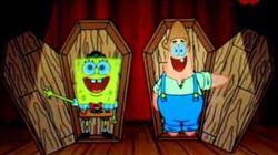 Spongebob Kanciastoporty- Kumpel Świr