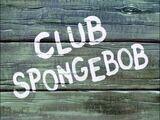 Klub SpongeBoba