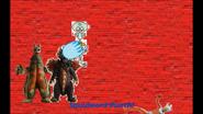 UFS Squidward Punch