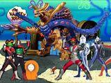 Ultra Fight Squidward Episode 11