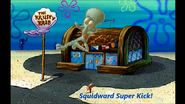 UFS Squidward Super Kick