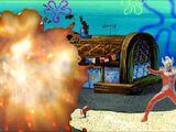Ultra Fight Squidward Episode 12