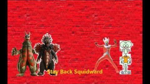 Ultra Fight Squidward Episode2