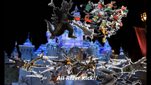 All Rider Kick