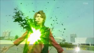 Kaito Kumon Title Card
