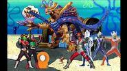 Ultra Fight Squidward Episode11