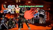 Super SpongeBob Kick
