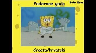 Bob Esponja - Ripped Pants - (Croata) -HD-