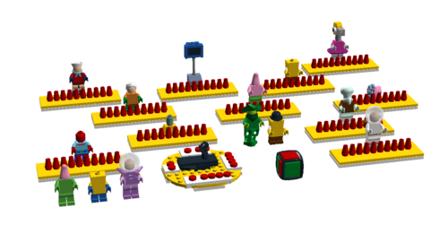 Hurt and Heal - LEGO Edition